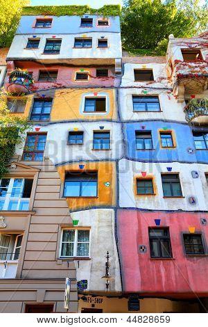 Vienna - Hundertwasser Haus