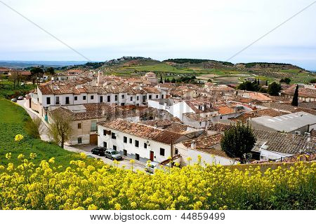 View Of Chinchon