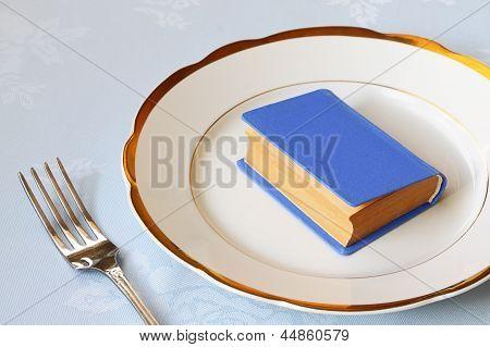 Libro para la cena