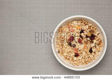 Fruits Granola