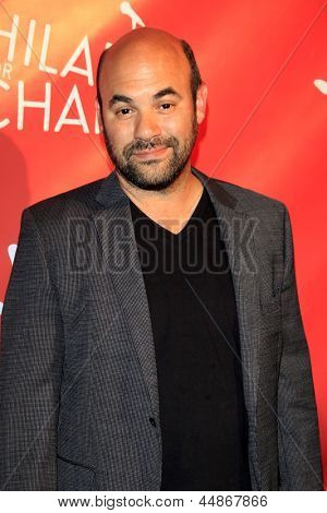 LOS ANGELES - APR 25:  Ian Gomez arrives at the Second Annual Hilarity For Charity benefiting The Alzheimer's Association  at the Avalon  on April 25, 2013 in Los Angeles, CA