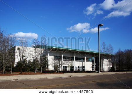 The  Sanderson Center