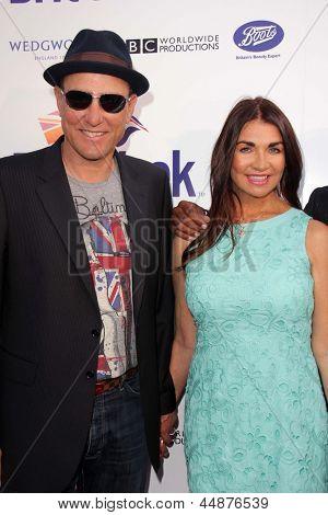 LOS ANGELES - APR 23:  Vinnie Jones arrives at the 7th Annual BritWeek Festival