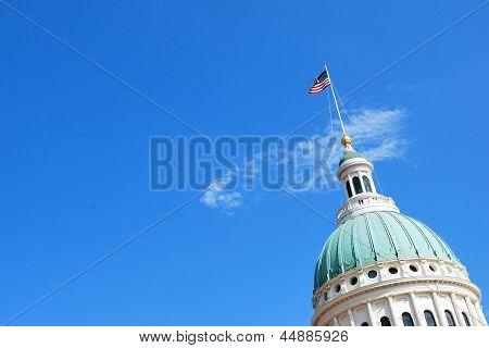St. Louis Missouri Capitol