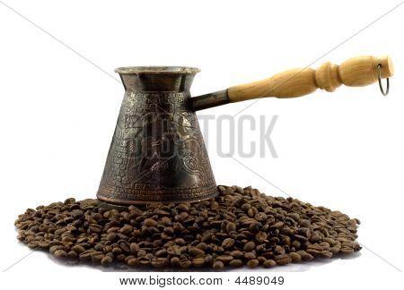 Turk On Coffee Beens