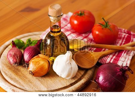 Fresh Food Ingredients