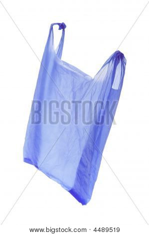 Shopping Bag in plastica