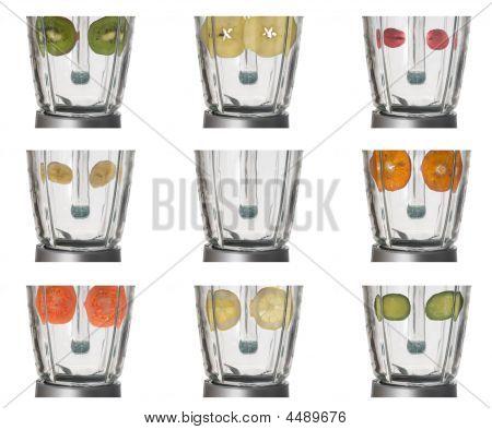 Smiling Blenders