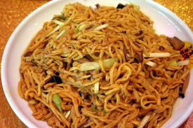 Chinese Soggy Noodles