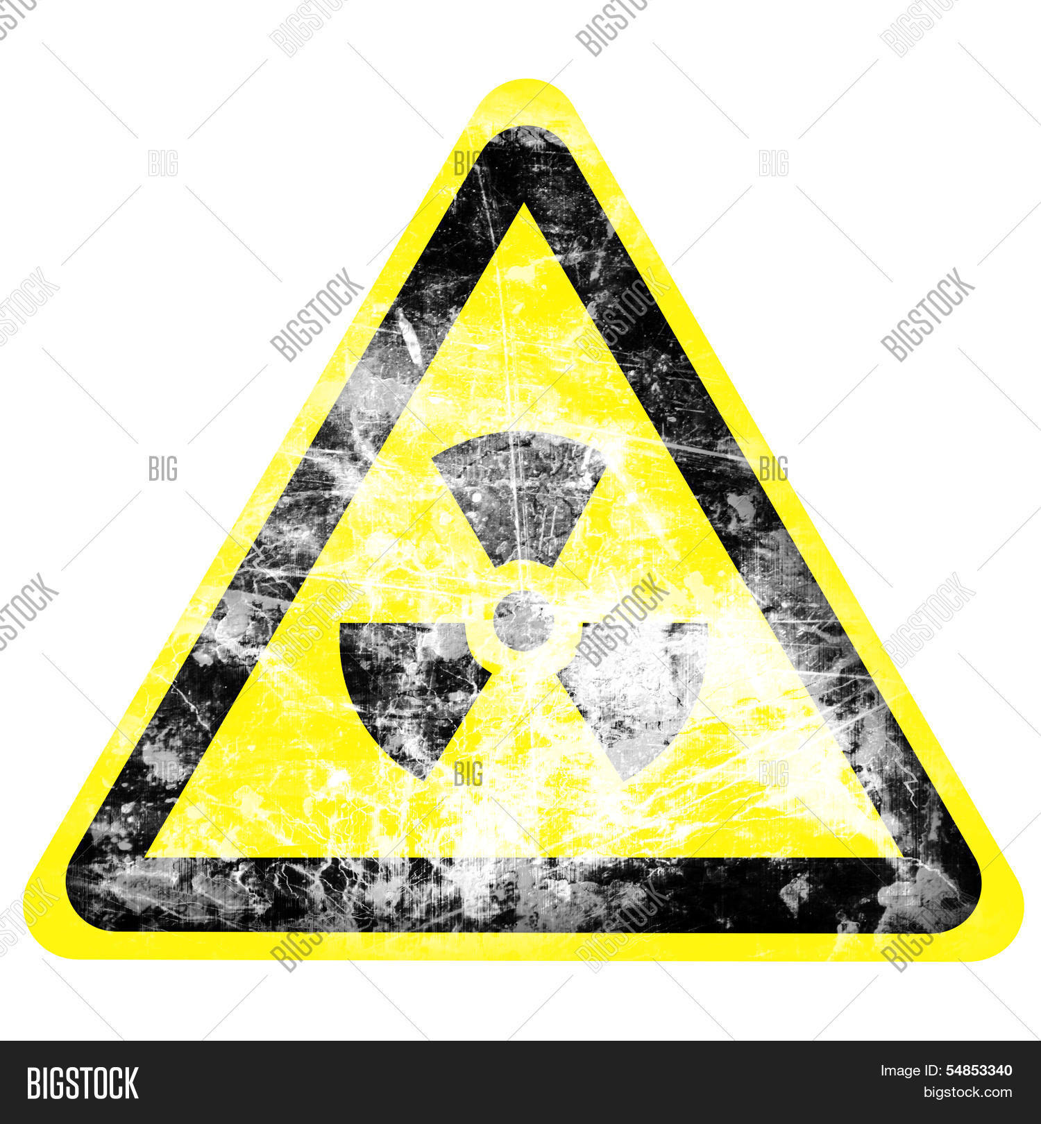 Nuclear Sign Image & Photo (Free Trial) | Bigstock