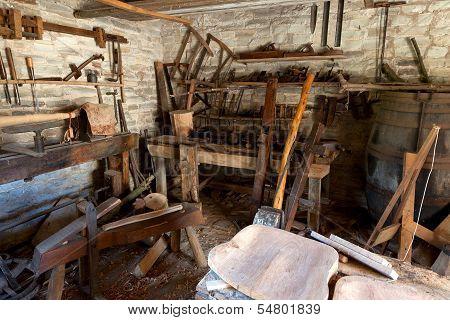 Bodger's Workshop