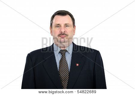 Man From Young Communist League