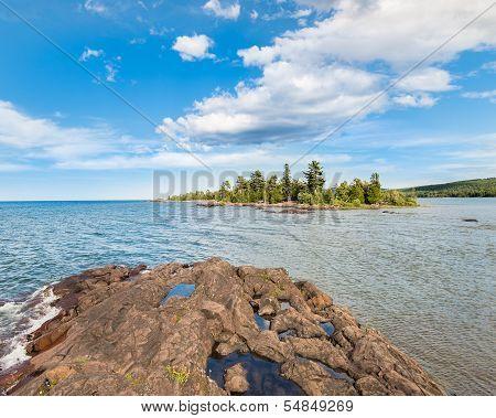 Porter's Island, Lake Superior, MI