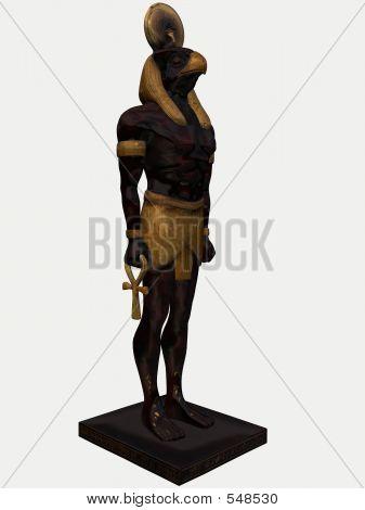 Horus-painted