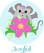 This Mouse discovers a Joyful moment everyday. poster