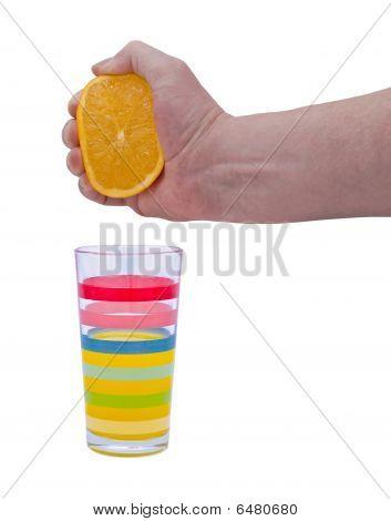 Freah Orange