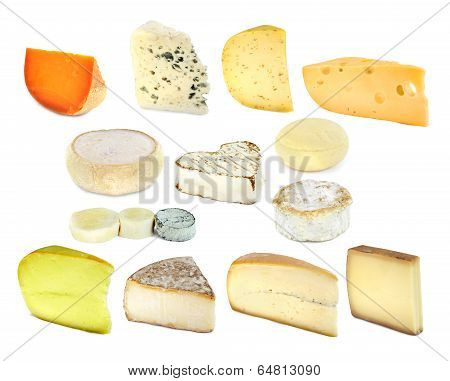 French Cheese Collection
