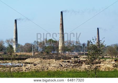 India's Brick Kilns