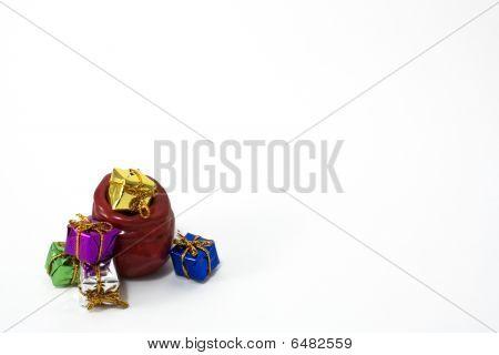 Bag presents