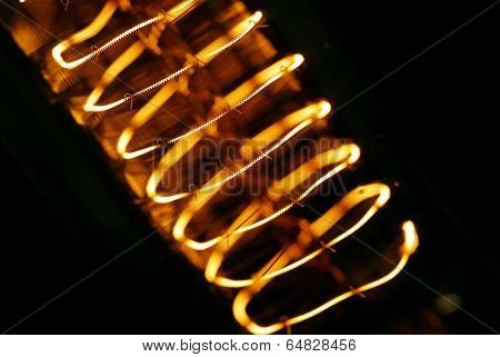 Electric light bulb filaments