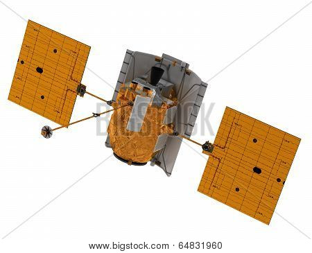 Solar Space Station
