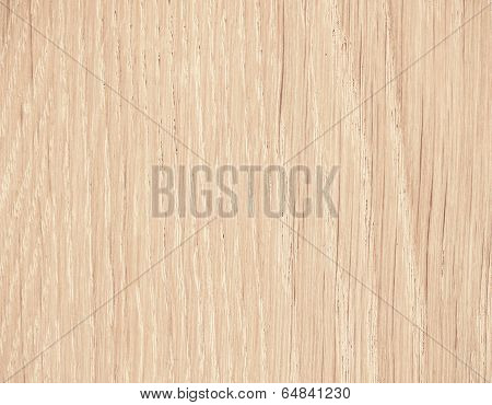 Closeup Of Wood. Brown Wooden Plank As Background Texture.