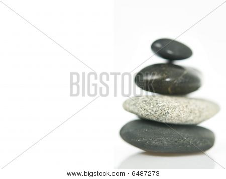 Stones With A Shallow Focus