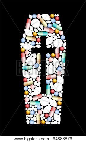 Tablets Pills Death Coffin