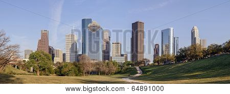 Houston Downtown, Texas