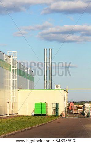 Utility Building