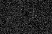 texture of the crushed powder of black color for an abstract background poster