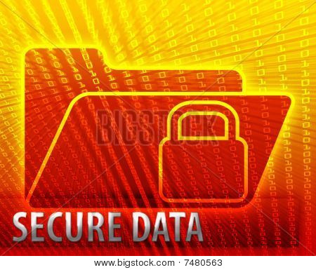 Secure Encryption Data Folder