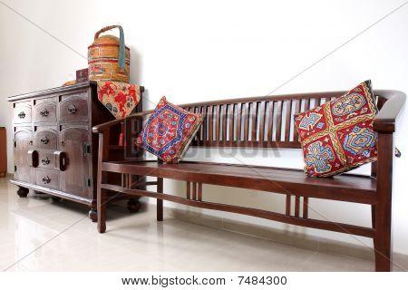 Asian Teakwood Furniture