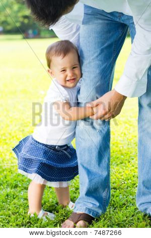 daddy dont go