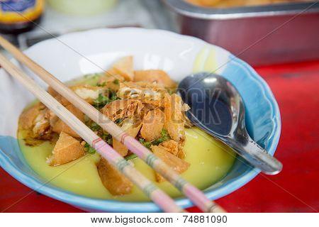 Tofu Porrige