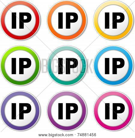 Ip Address Icons