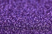 Purple Lilac Glitter Sparkle background. New Year, Holiday, Christmas, Halloween Nail Art abstract texture dust poster