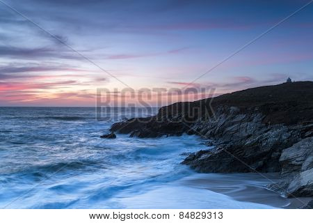 Little Fistral In Newquay