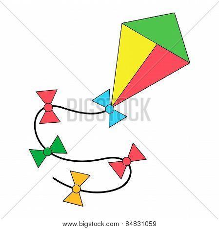 Children's toys : kite