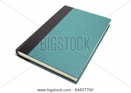 Closed green book