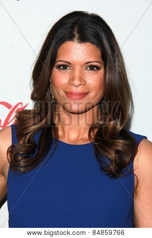 LOS ANGELES - FEB 21:  Andrea Navedo at the 3rd