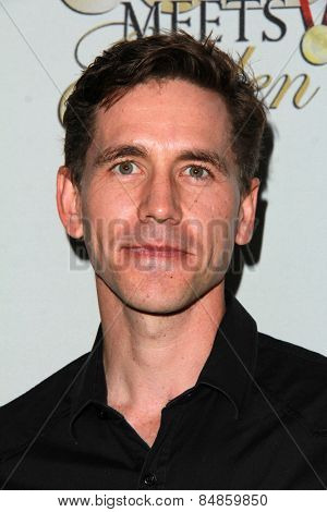 LOS ANGELES - FEB 21:  Brian Dietzen at the 3rd