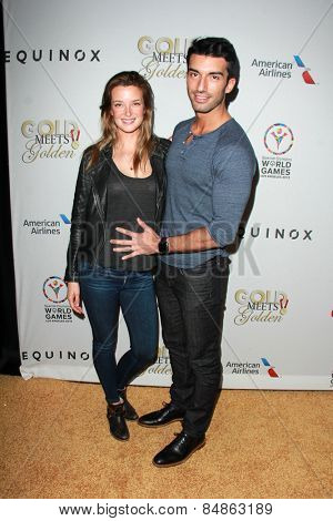 LOS ANGELES - FEB 21:  Justin Baldoni at the 3rd
