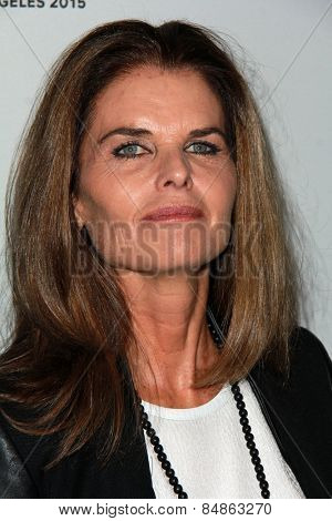 LOS ANGELES - FEB 21:  Maria Shriver at the 3rd