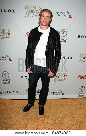 LOS ANGELES - FEB 21:  Trevor Donovan at the 3rd