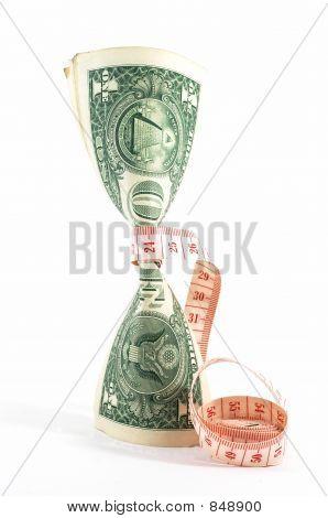 Tight budgeting. Upright money.