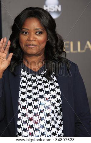 LOS ANGELES - MAR 1:  Octavia Spencer at the