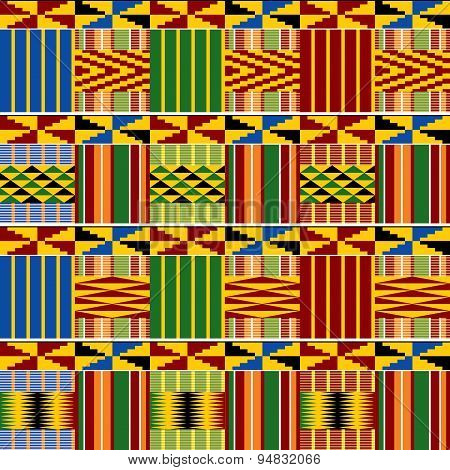 Kenia Geometric Ornament