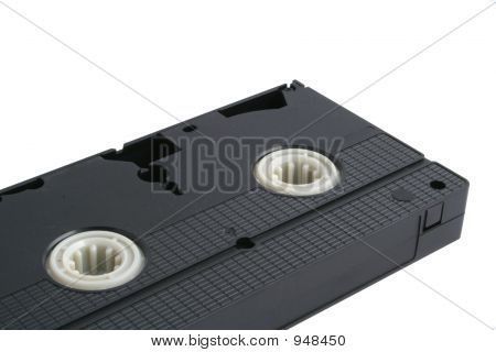 Isolated Vhs Tape  No Shadows
