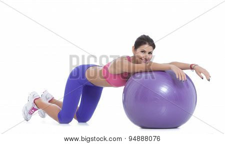 Stay Fit With A Swiss Ball!